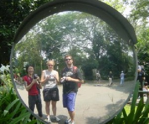 kristen | Goin' to the Zoo | Singapore Zoo