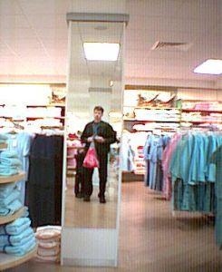 James Hart | Lo-fi shopping boredom #1 | Debenhams, Stevenage, UK
