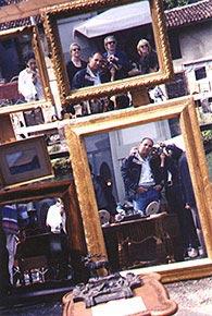 marise mizrahi | Lo Specchio a Milano | Milano, Italy