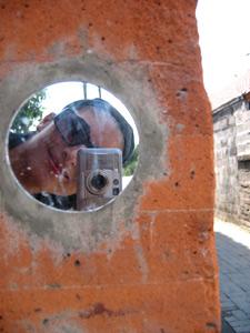 jen boxer | see no evil | Jalan Legian, Bali, Indonesia