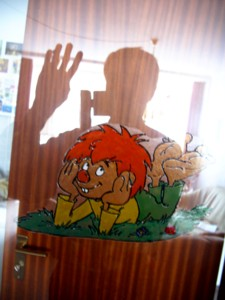 Ralph Bischoff | Pumuckl and me | Bremen / Germany