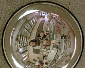 Dunstan Orchard | Ben in the Bubble | Washington, DC. USA