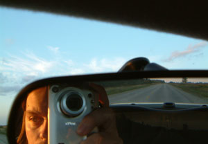 Mike Nowak | on the road | Somewhere NW of Toronto
