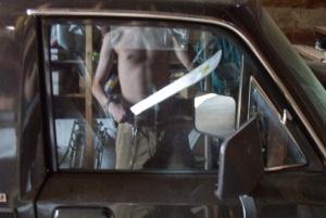 Nick Salvatore | Raised in a Barn | Barn, Sudbury, Vermont