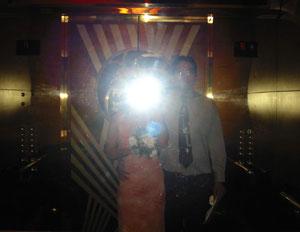 erica augustine | vegas elevator | las vegas