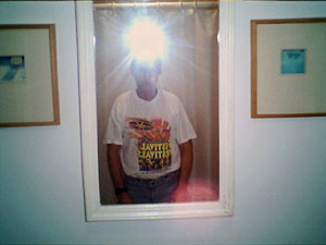 Allan O'Marra | Self-portrait, 2002 | Ajax, Ontario, Canada