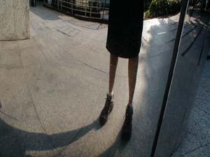 Andrea | feet | Cecil Street, Singapore