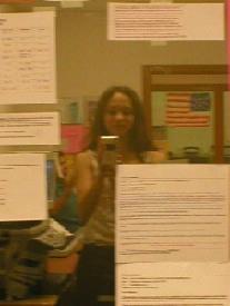 Chelle   Office interrogation   Del Mar College Corpus Christi Tx