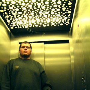 Jedrek | Elevator style. | Warsaw, Poland