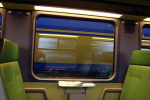 Bas de Meijer | In the train | Between Utrecht and Geldermalsen (NL)
