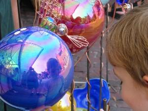 JR Johnson | Paul in Garden Globe 2002/Garden Globe Theme | Saint Charles, Missouri, USA