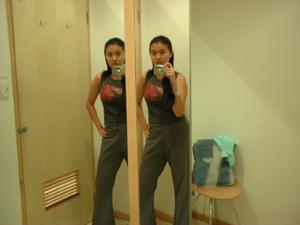 Gina | twins ?? | Sogo-Raffles City (Singapore)
