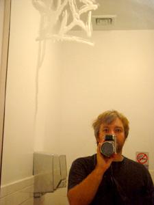 jeffrey | my favorite bathroom. | DUMBO, NYC