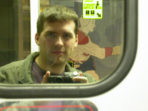John Fairley | objects in mirror.. | college park station, toronto, ontario