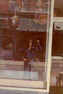 Allan O'Marra | Toronto Store Window, 1969 | Toronto