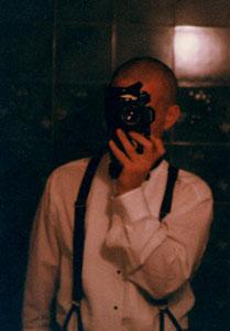 Tony Wiersma | Suspender Tuxedoman! | Toronto, Canada