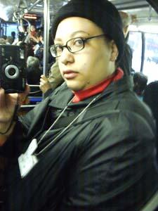 Erica Jackson | M14 bus | New York, NY