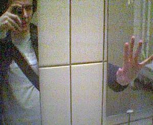 Stijn | Toilet fun | Faculty of Arts & Philosophy, Gent, Belgium