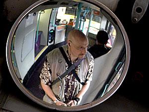 Randall van der Woning | bus rider | hong kong, prc