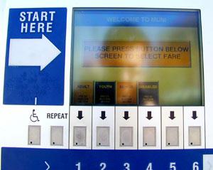 Derek Powazek | Start Here | Second and Embarcadero Muni Stop, San Francisco