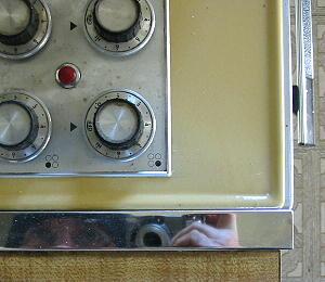 John Darrow | Stovetop dials | San Jose, California