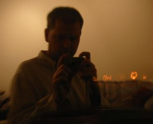 David | pumpkins in the dark | Washington State, US