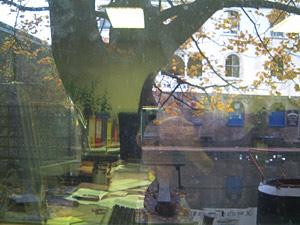 Jacob Jay | Desk at the canalside | Islington, London