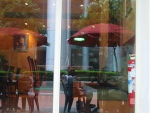 nic ruffy | coffee and reflections | taikoo place, hong kong