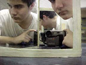Guillermo Gallego | Mirror Play