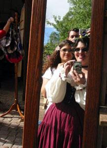Elaine Mesker-Garcia | Texas Ren Fest 2002 | Texas Renaissance Festival
