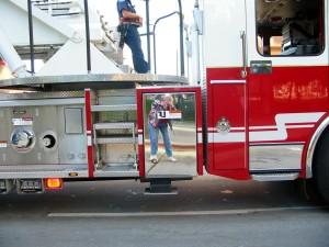 Doris Darrow | Veteran's Day Parade Reflection | San Jose, CA
