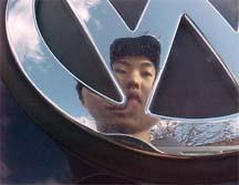 Kelvin Chu | Volkswagon Logo | Ridgewood, NJ