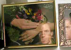 Michael Durbin | Ring Shot Reflection | Belmont, California