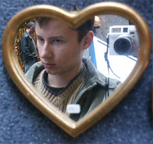Adam Chrabaszcz | love me | Insbruck/Austria