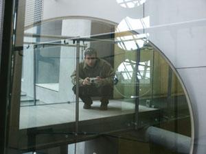 Adam Chrabaszcz | big mirror | Insbruck/Austria