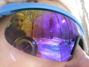 Joel Schilling | The View Through Rose Colored Glasses | Stowe Vermont