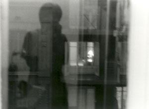 Lluís | neighbour's voyeur figure | Barcelona