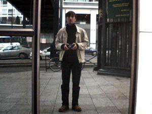 jean-michel | Rue du Commandant Mouchotte | Paris France