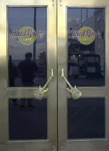 Shyamal Ramachandran | Hard Rock | Hard Rock Cafe, Atlantic City, NJ.