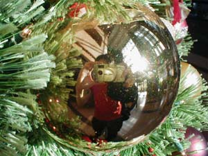 Andrea | Christmas bauble, part 2 | Republic Plaza II, Singapore