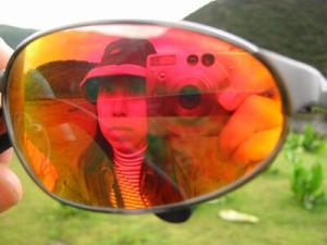 Veronique Xia | Sunglasses | Yunnan, China
