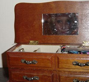 Marissa | In A Jewel Box | Dallas, Tx