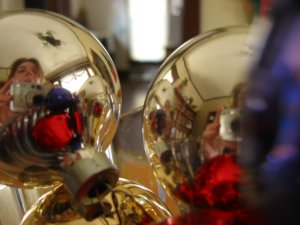 cheryl | silver balls