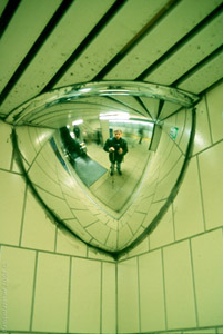Michael Werneburg | Me at St. Clair station | Yonge & St. Clair, Toronto