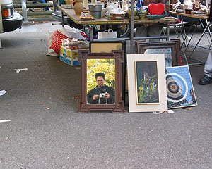 ian | fleamarket mirror 2 | geneva, switzerland