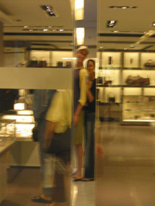 jen boxer   to wear gucci you can never be too rich or too thin   Gucci, Paragon, Singapore