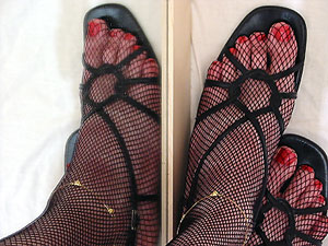 jacqueline X | Fishnets Number two