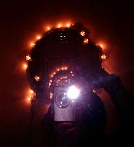 Robyn Wilder   Mirror Lights 1   London, England