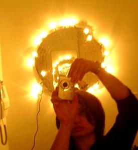 Robyn Wilder   Mirror Lights 2   London, England