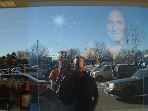 Steph Joens | Ken, me and the ghost of Kenny G | Boulder, CO